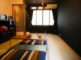 フレンドリーレンタルズ京都 もも山荘アパートメント, Kioto