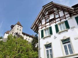 Landhaus Burgdorf, בורגדורף