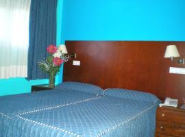 Hotel Las Nieves, Jaca