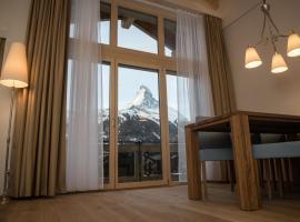 Panorama Ski Lodge, Zermatt