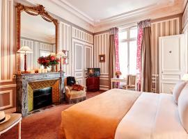 Hôtel Powers, Paris