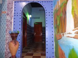 hassan House, Tamanar