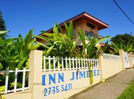 Hotel Inn Jimenez, Puerto Jiménez