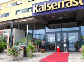 Kaiserrast, Stockerau