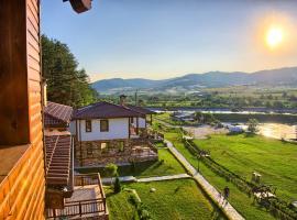 Eco Village Ruminika, Dorkovo