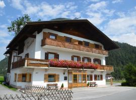 Haus Bergesblick, Leutasch