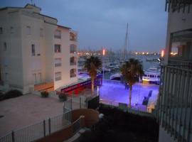 Studio Cabine Residence Port Dauphin, Cap d'Agde