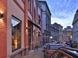 Savamala Bed and Breakfast, Belgrade