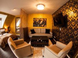 Luxus Apartment Casanova, Freiburg im Breisgau