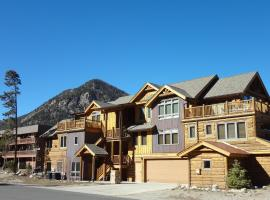 Mount Victoria Lodge, Frisco