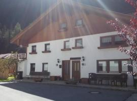 Brügglers Ferienhäuser, Sankt Leonhard im Pitztal