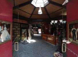 Gran Hotel Gran Restaurante Las Calandrias, Atlixco