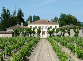 Château Beau-Site, Portets