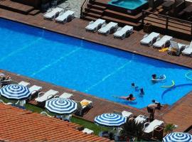 Hotel Tejas Rojas, Villa Gesell