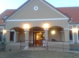 Öregház Vendégház, Vasszécseny