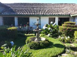 Hostal Bierhaus, Apaneca