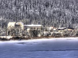 Abant Palace Hotel, Abant