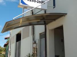 Pousada Coqueiral, Santa Cruz