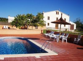 Holiday home Ca Les Annes, La Almunia