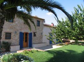 Holiday home Mas Fullat, Alforja