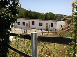 Holiday home Cortijo Zarzamora Carretera Gauc�n km Paraje de los Molos s/n Casares, Casares