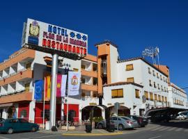 Hotel Flor de la Mancha, La Roda