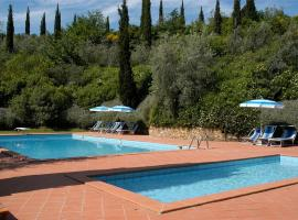 Two-Bedroom Holiday home in Montaione II, Montaione
