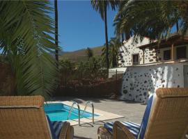 Holiday home El Mundillo, Santa Lucía