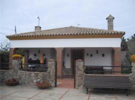 Two-Bedroom Holiday home in Carretera Vejer I, Zahora