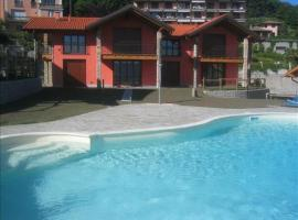 Apartment Residenza Lago Maggiore II, Due Cossani