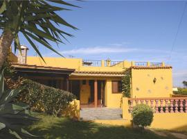 Holiday home Zumacal, Valleseco