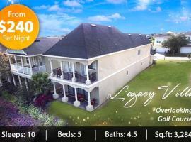 037 Legacy Villa, Kissimmee