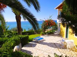 Corfu Glyfada Menigos Beach Apartments