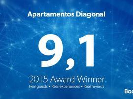 Apartamentos Diagonal, La Plata