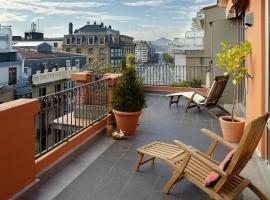 Gaindegi Apartment by FeelFree Rentals, San Sebastián