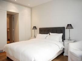 Eden: 2 bedrooms apartment at the Louvre area