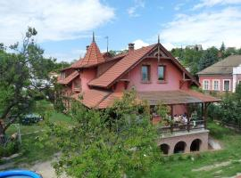 Kerámiapark Guesthaus, Budapeste