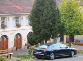 Gîte du Sundgau, Ferrette