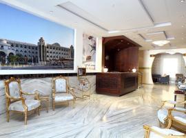 Swiss-Belcourt Granada Riyadh, Riad