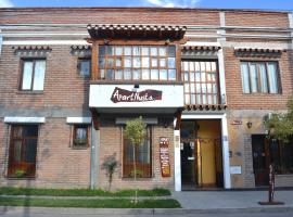 Apart Hotel Ñusta, Cafayate