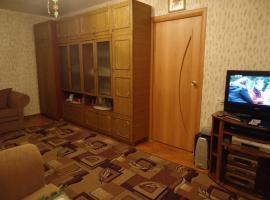 Apartment B. Yushunskaya 6, Moscow