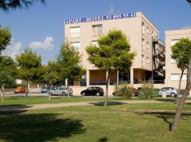 Apart-Hotels Mar Blava, Cubelles