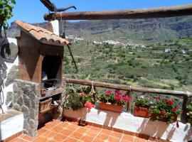 Casa Canaria Tejeda, Tejeda