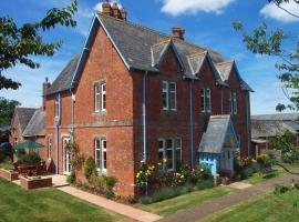 Newcourt Barton, Cullompton