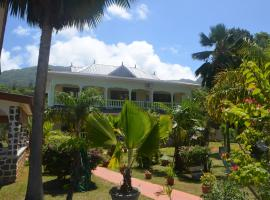 Green Palm Self Catering, Anse aux Pins