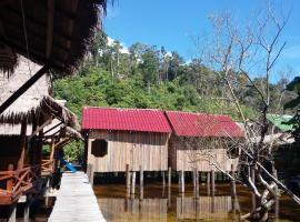 T Soksan Bungalow, Koh Rong Island