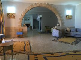 Villa Bord De Mer Skhirat, الصخيرات