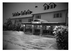 Patyi Étterem és Hotel, Bögöte
