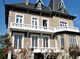 Villa Hortebise, Salies-de-Béarn
