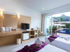 Chalong Princess Pool Villa Resort, Chalong